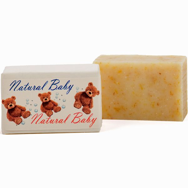 Baby Extra Sensitive Cleansing Soap Bar (100g)