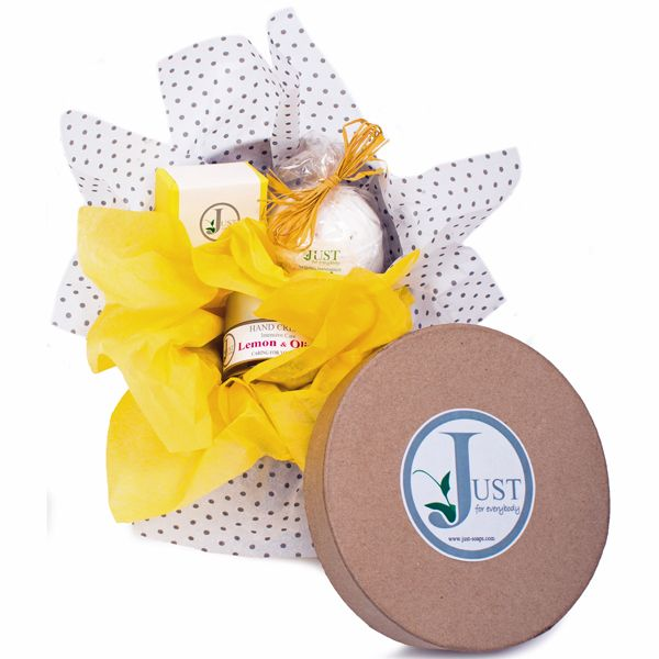 Indulgence Lemon & Nettle Hand Cream Gift Set