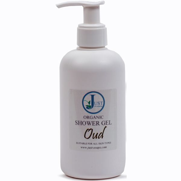 Oud Shower Gel Organic (200ml)