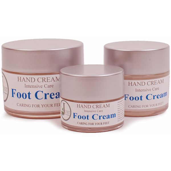 Pamper Feet Intensive Care Borage Foot Cream (30ml & 55ml) £6.60 & £10.85