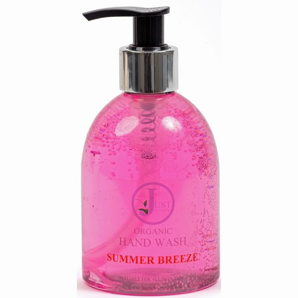 Summer Breeze Hand Wash Organic (250ml)